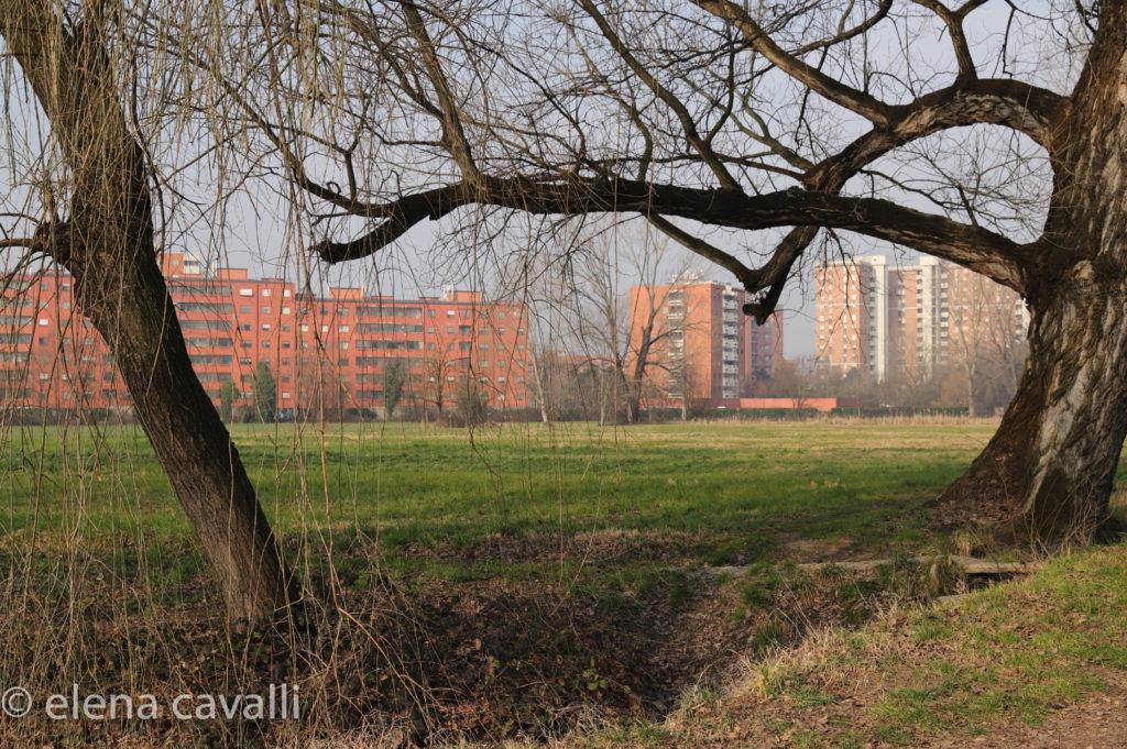 periferia di Milano sud