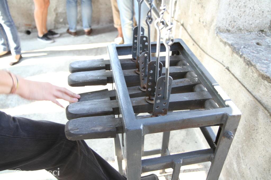 tasti per suonare una campana milanese