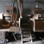interno mulino per macina grano