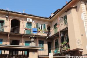 casa di ringhiera milanese