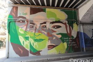 murales della legalità a Milano